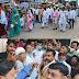 कांग्रेस पार्टी ने रैली निकाल किया विरोध प्रदर्शन महगाई और समस्याओ को लेकर सौपा ज्ञापन