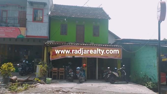 Ruko Ruang Usaha Murah Kawasan Exclusive Jalan Raya Utama Jambon dalam Ringroad