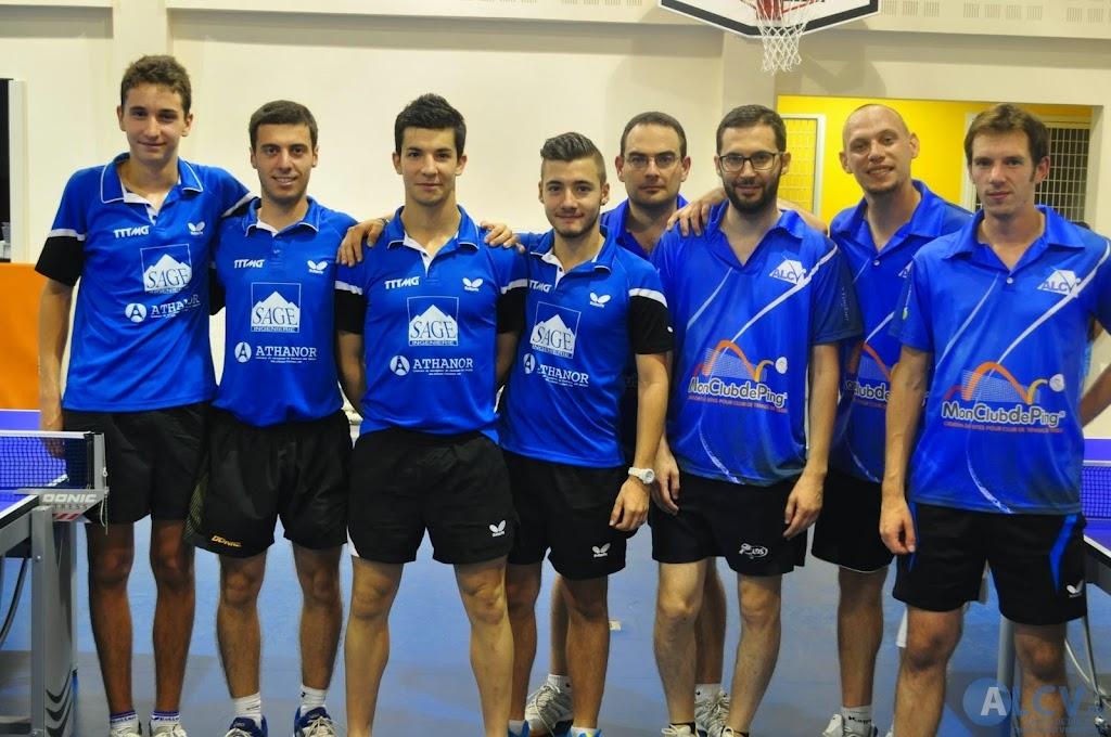 2014-2015 - PN vs La Tronche