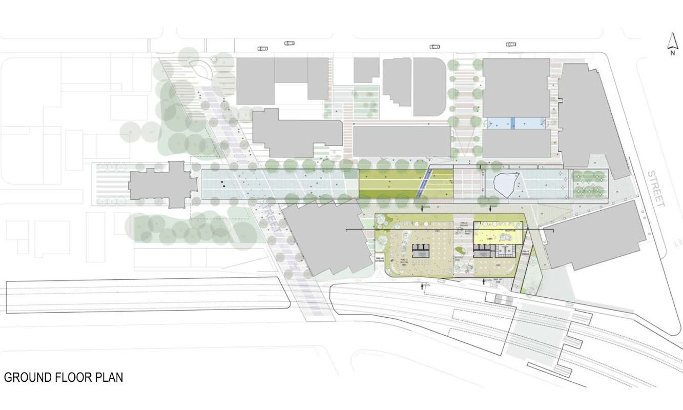 Parramatta Proposal by Urban Office Architecture
