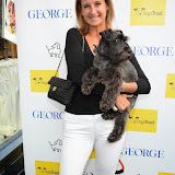 WWW.ENTSIMAGES.COM -  Cindy Lass  arriving at       A Date With Your Dog in Honour of Clarissa Baldwin OBE at George Club, London September 9th 2014Celebrities attending The Dog's Trust party in honour of their chief exec Baldwin.                                                 Photo Mobis Photos/OIC 0203 174 1069
