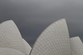 Sails of the Sydney Opera House