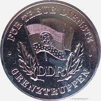285d Medaille für treue Dienste in den Grenztruppen der Deutschen Demokratischen Republik in Silber für 10 Jahre www.ddrmedailles.nl