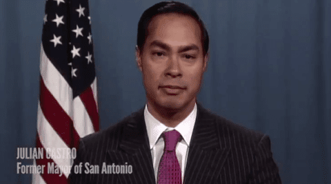 Julian Castro, potential V.P., has obsession with race and victimhood
