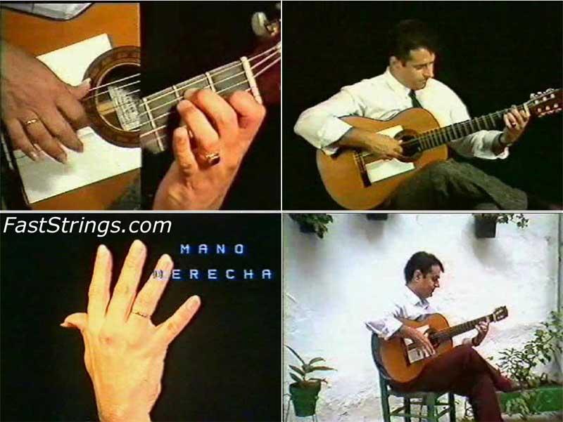 Manuel Parejo - Curso Basico De Guitarra Flamenca