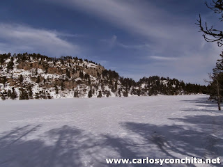 El lago Negre