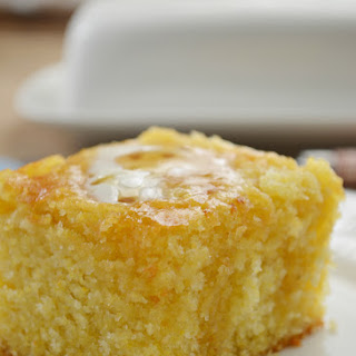 Sweet and Buttery Cornbread