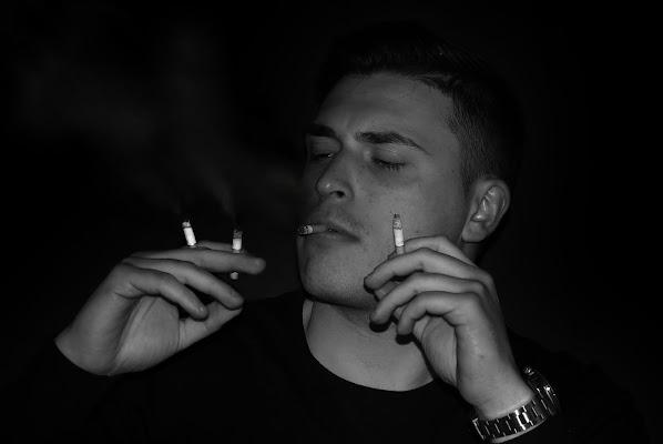 Quel bisogno impulsivo di fumare... di BASTET-Clara