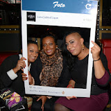 WWW.ENTSIMAGES.COM -   Melanie and Sandra house of caramel jones and London D celebrity stylist  at     Celebrity loved fashion label; Lasula Boutique at The Rose Club, London October 17th 2013                                                   Photo Mobis Photos/OIC 0203 174 1069