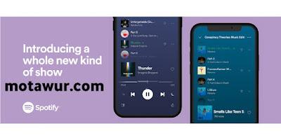 Spotify: music and podcasts - أفضل تطبيقات الايفون 2021