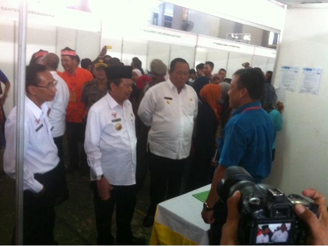 Walikota : Job Fair Upaya Tekan Angka Pengangguran Terbuka