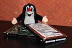 Alte Hardware macht dem kleinen Maulwurf zu schaffen... :-(