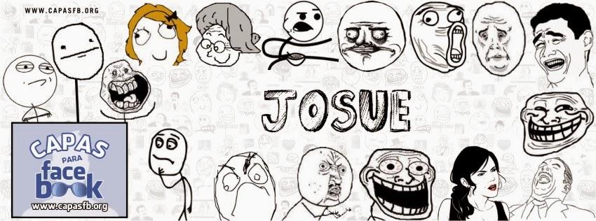 Capas para Facebook Josue