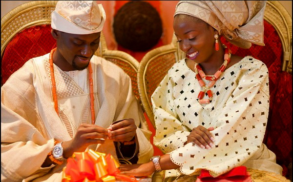 African Traditional Wedding Attire That Will Make You Want To Get Married 9