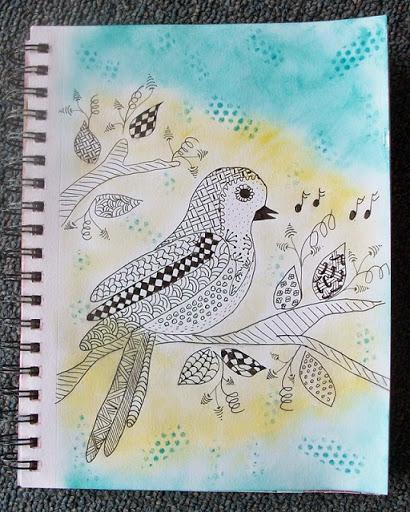 défi septembre doodling 100_7356