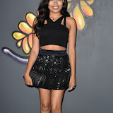 OIC - ENTSIMAGES.COM - Dionne Bromfield  at the  Notion Magazine x Swatch - issue 70 launch party  London 9th September 2015 Photo Mobis Photos/OIC 0203 174 1069