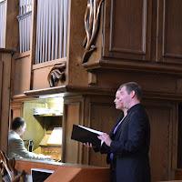 """Koncert """"Pamięci Jana Pawła II""""  21.10.2012"""