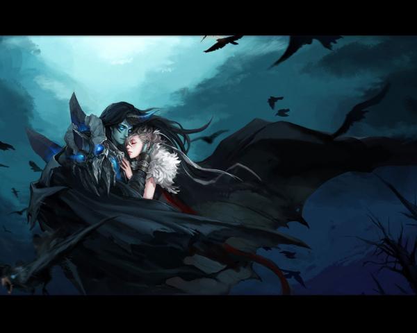 Dark Night And Lovers, Gothic