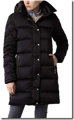 Henri Lloyd Medium Down Coat