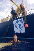 5 Gyres volunteers working for plastic-free oceans
