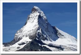 Swiss-style climb!