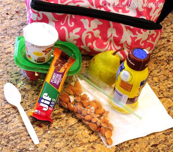 3rd grader lunch