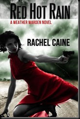 Red Hot Rain  (Weather Warden #10)