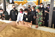 Dari Marauke Papua, Mentan SYL Tingkatkan RMU Untuk Targetkan Ekspor