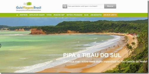 Guia Viagens Brasil