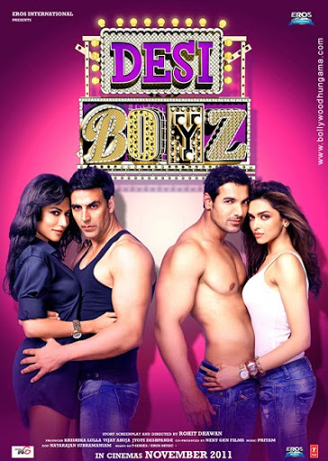 فيلم Desi Boyz