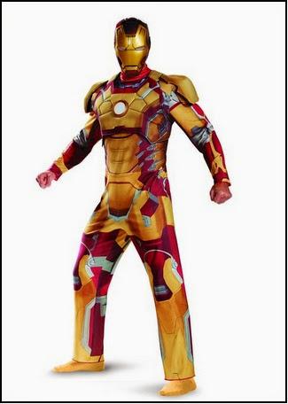 Iron Man Superhero Halloween Costume – Product Review