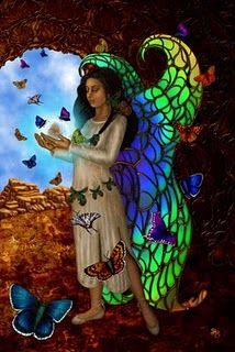 Butterfly Maiden Image