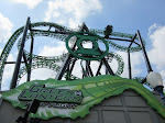 Green Lantern- small but intense!