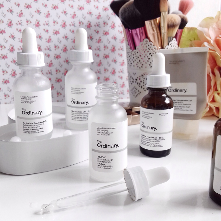 Skin Care Products and Serums From The Ordinary | Sheer Gloss
