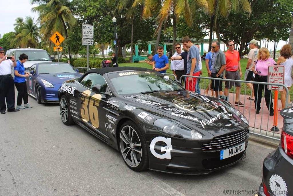 2014 Gumball 3000 Miami 2 Ibiza Ocean Drive 8006