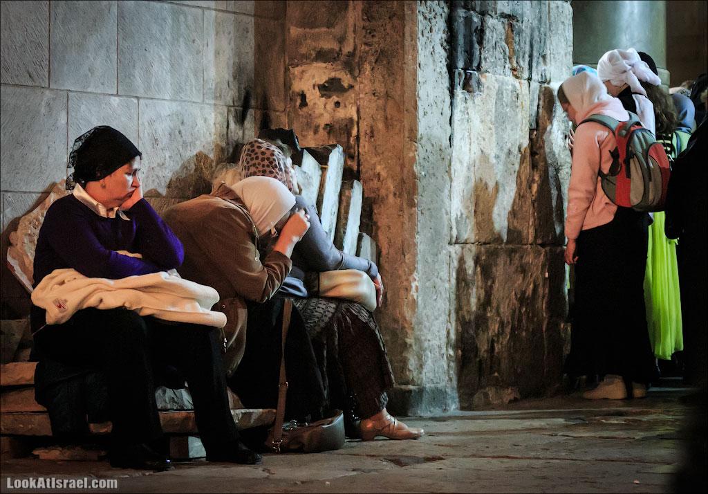 Патриарх Кирилл и его иерусалимская паства