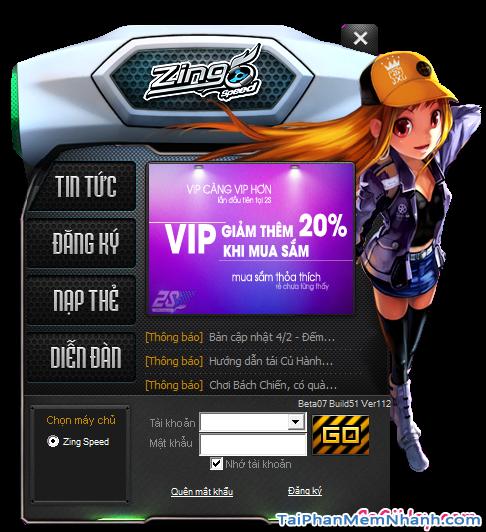 mật khẩu 2s zing speed an toàn