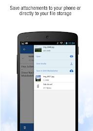 GMX Mail Screenshot 4