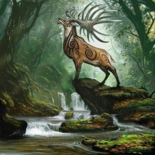 dios ciervo como escribir una novela fantasia fatnastica escritor dioses y diosas crear una religion