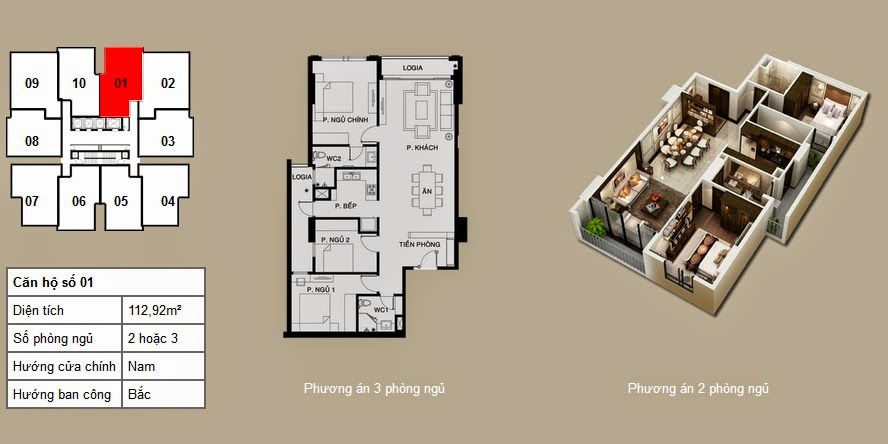 Chung Cư Platinum Residences