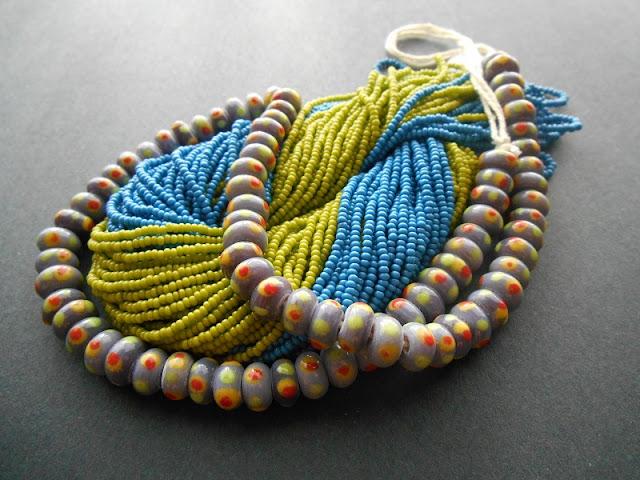 Summer Buds Bead Color Idea