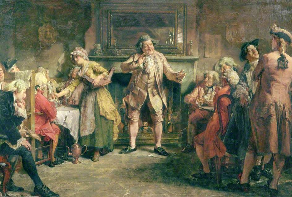 Edgar Bundy - The Coffee House Orator