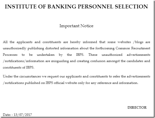 ibps-fake-notice-news