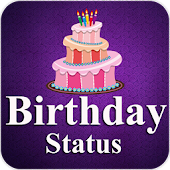 Birthday Wishes Status 2016