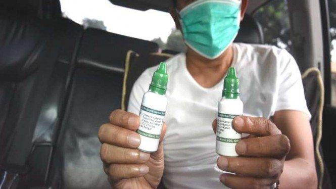 Ini Obat Herbal Asal Subang yang Disebut Ampuh Sembuhkan COVID-19