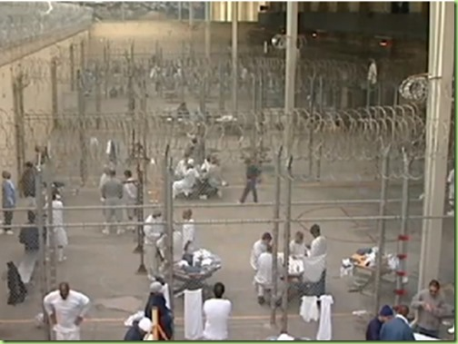 mexican prison yard