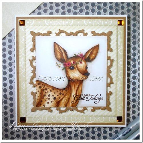 Christmas Deer (2)