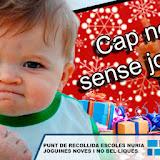 2015-12-04 Recollida de Joguines. Una joguina, un somriure