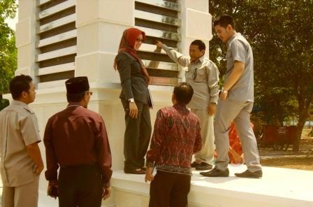 Berita terkait DPRD Ngawi Sidak Proyek Alun alun Ngawi