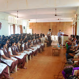 Students Interaction With Achievers of the Year 2013-14